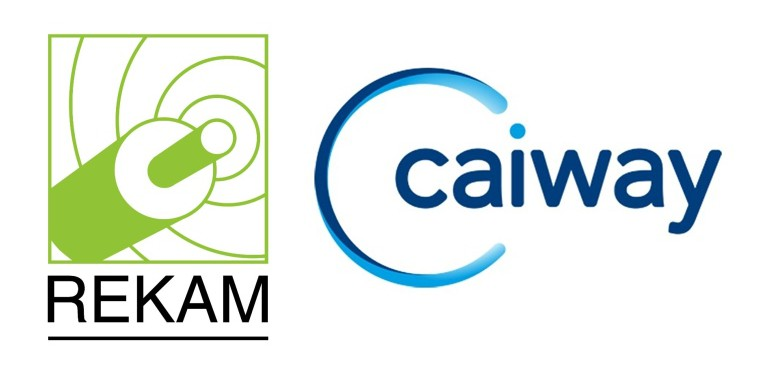 Logo Rekam en Caiway