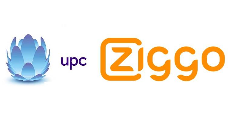 overname ziggo door upc