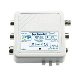 Technetix BDA-02 antenneversterker