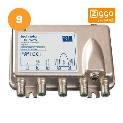 Technetix FRA752N - Ziggo Geschikt 9