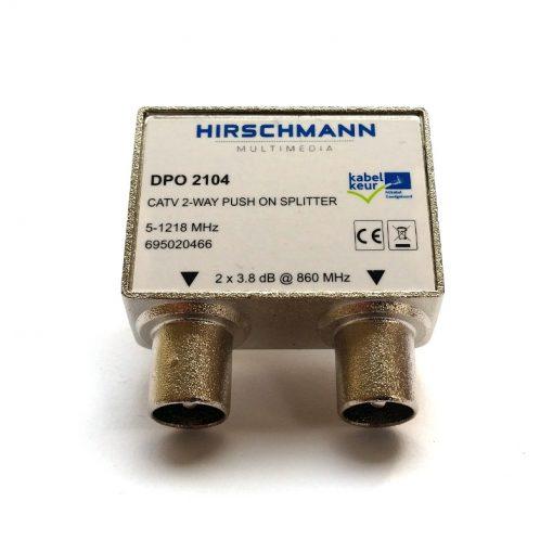 Hirschmann DPO 2104 liggend