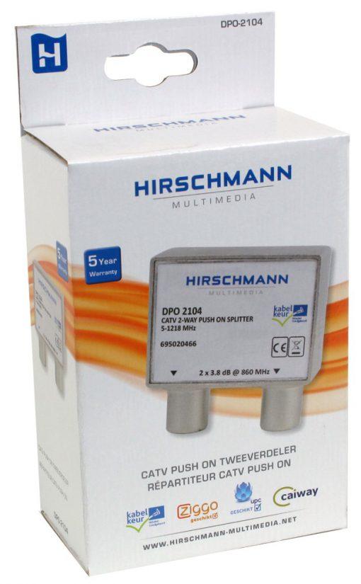 Hirschmann DPO 2104 - shopverpakking