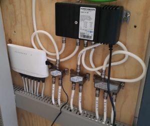 installatie monteur coaxkabel