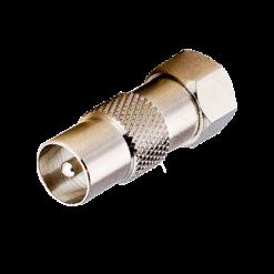 Technetix F-connector - IEC Male