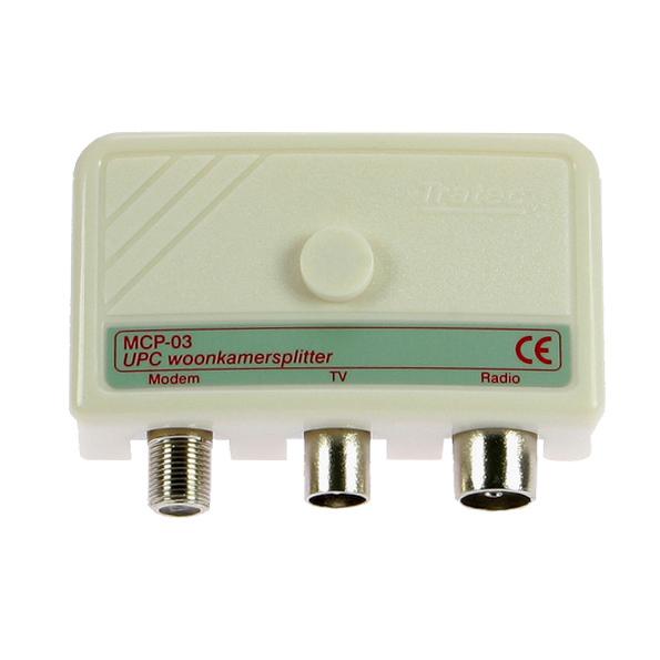 Technetix MCP-03 - Coaxkabel Winkel