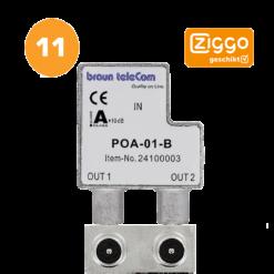 Braun Telecom POA 01-UPC