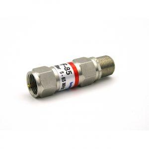 Braun Telecom M-HPF-85 - Voorzijde