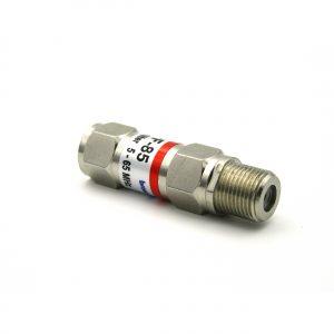 Braun Telecom M-HPF-85 - Zijkant