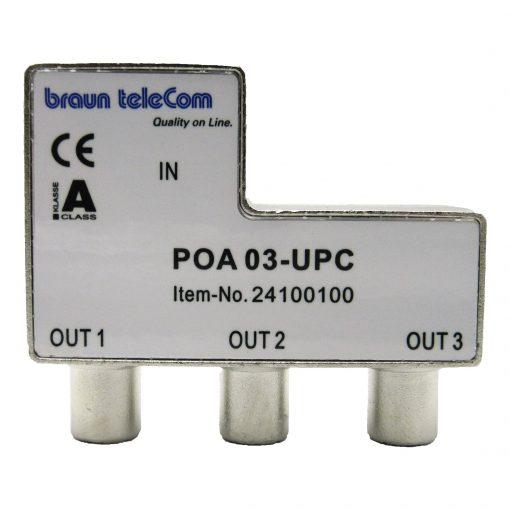 Braun Telecom POA 03-UPC