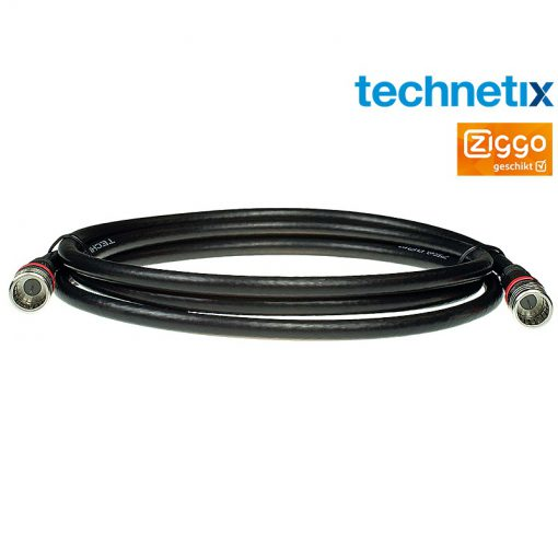 Technetix RLA++ F-connector - F-connector