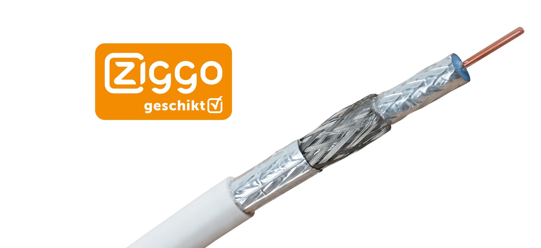 Fabulous Welke coaxkabel voor Ziggo? - Koop hier de beste coaxkabel LF96