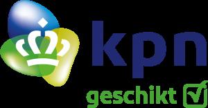 KPN Geschikt logo